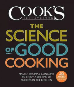 Cover of The Science of Good Cooking