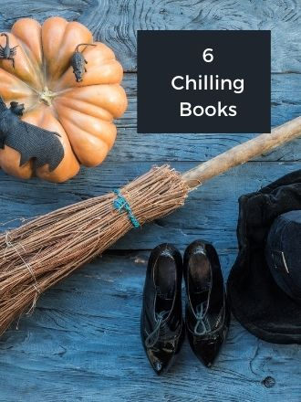 6 Chilling Books