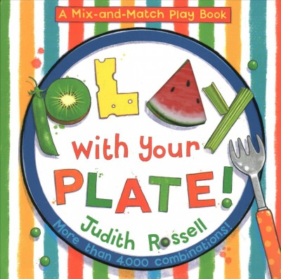 Awesome kids' books blog: play with your plate