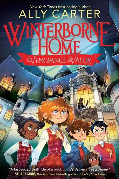 Awesome kids' books blog: winterborne home