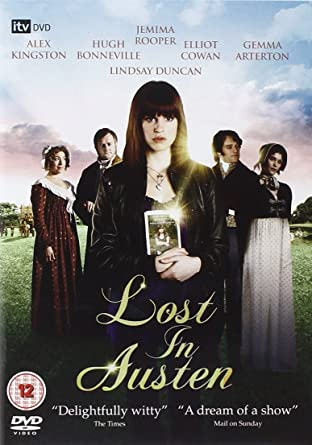 Cover of Lost in Austen DVD