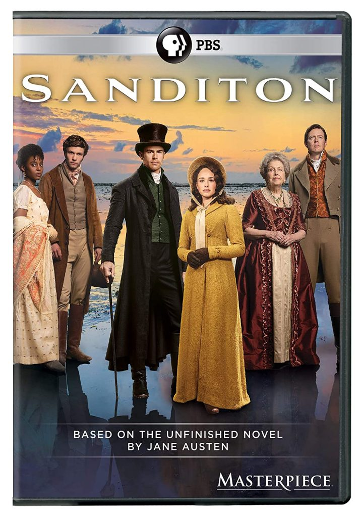 Cover of Sandition DVD