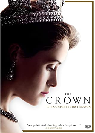 Cover of The Crown DVD