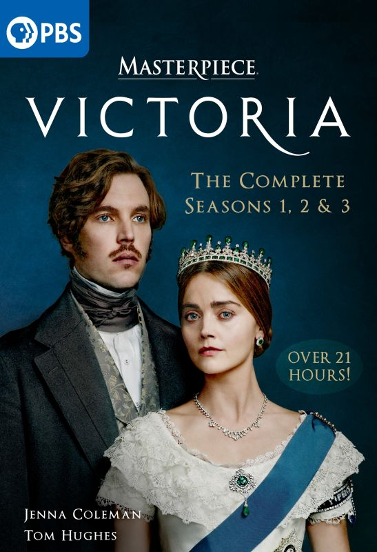 Cover of Victoria DVD