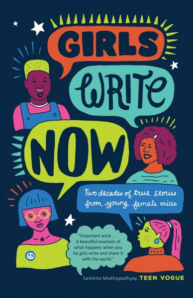 Girls Write Now by Tin House Books