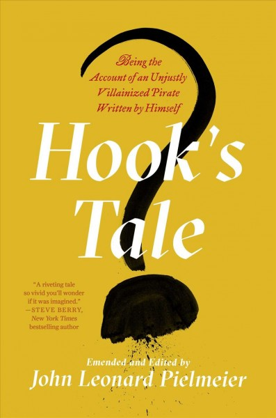 Book cover for Hook's Tale