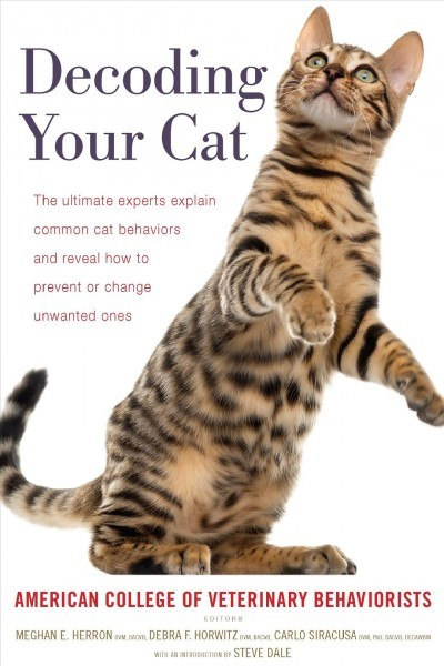 Decoding your Cat edited by Meghan Herron
