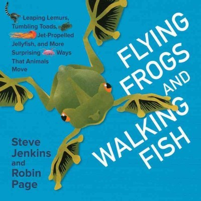 Book Cover for Flying Frogs and Walking Fish