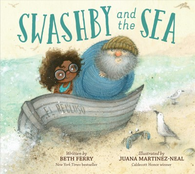 Book cover for Swashby and the Sea