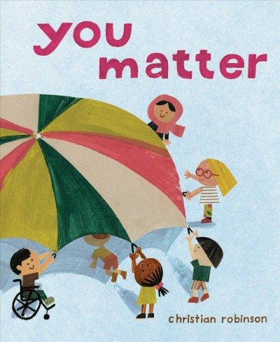 Book cover for You Matter