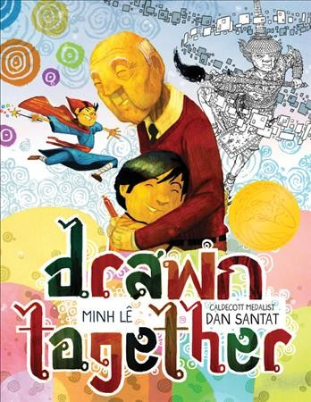Book cover: Drawn Together