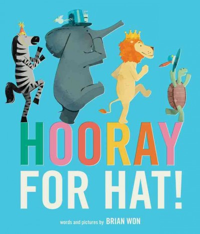 Book cover: Hooray for Hat