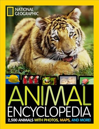 Animal Encyclopedia by National Geographic