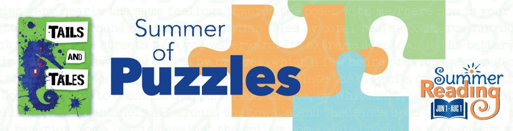 Summer of Puzzles