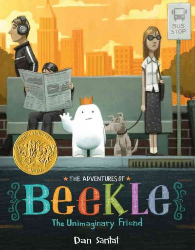 Book Cover: The Adventures of Beekle