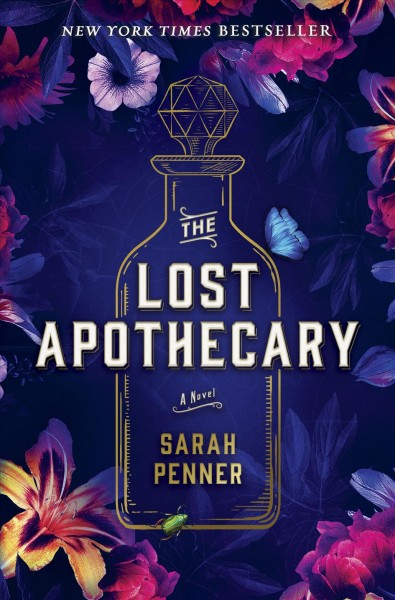 Book cover: The Lost Apothecary