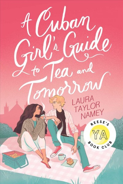 Book cover for A Cuban Girl's Guide to Tea and Tomorrow