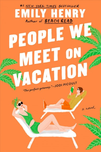 Book cover for People We Meet on Vacation