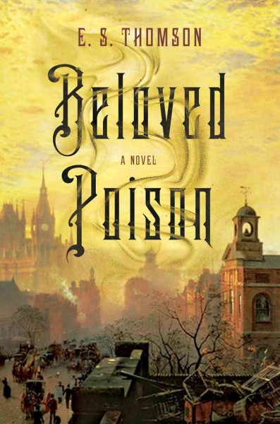 Book cover for Beloved Poison