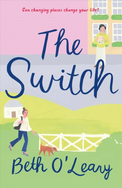 Book cover for The Switch by Beth O'Leary