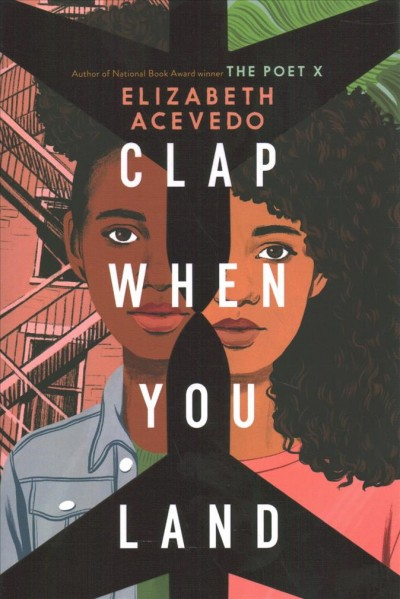 Book cover Clap When You Land