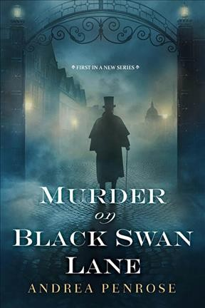 Book cover for Murder on Black Swan Lane
