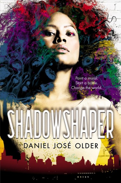 Book cover for Shadowshaper