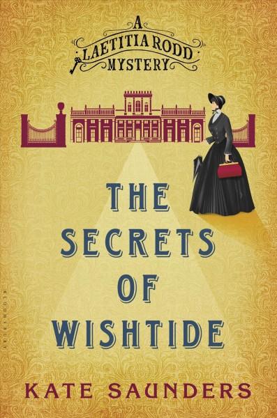 Book cover for The Secrets of Wishtide