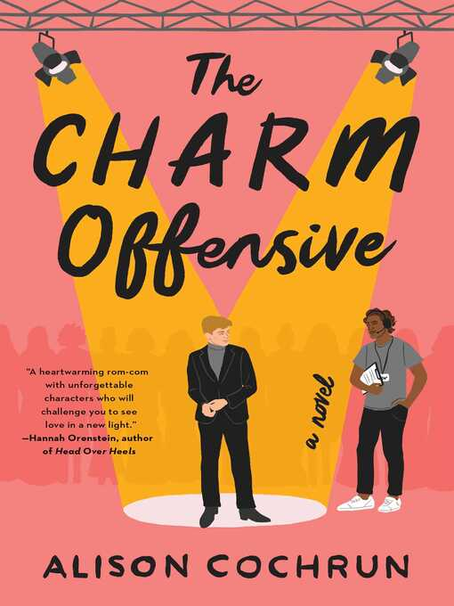 The book cover for The Charm Offensive