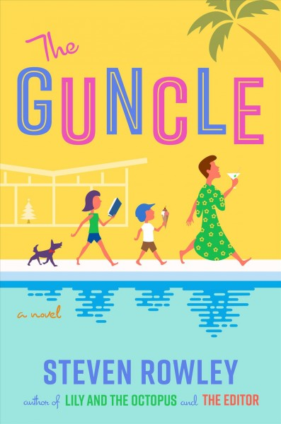 Bookcover The Guncle