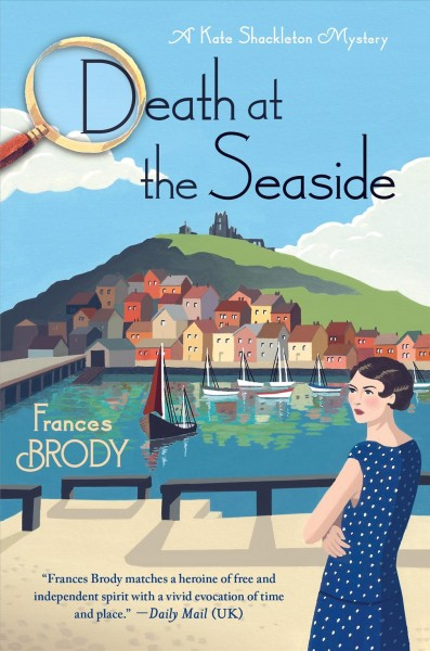Cover of Death at the Seaside