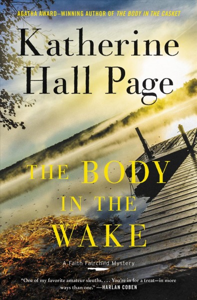 Cover of The Body in the Wake