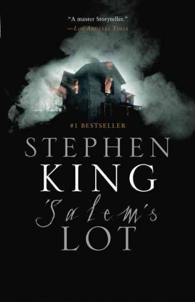 Book cover for Salem's Lot